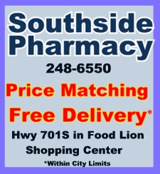 Southside Pharmacy  Free Delivery & Price Matching!